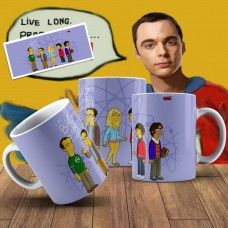 CANECA BIG BANG THEORY 01