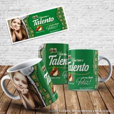 Caneca Personalizada Chocolate 06
