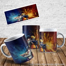 Caneca Dragon ball 36
