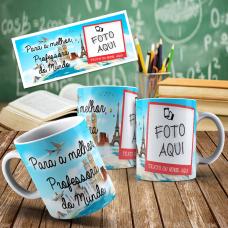 Caneca Personalizada Professores 03
