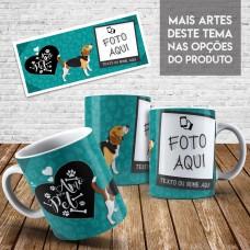 Caneca Personalizada Pet 06 Beagle