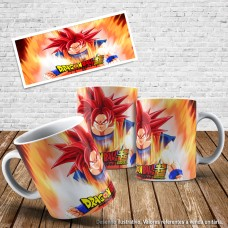 Caneca Dragon ball 16