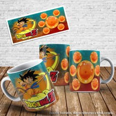Caneca Dragon ball 20