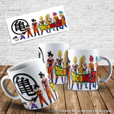 Caneca Dragon ball 23