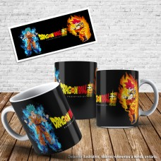 Caneca Dragon ball 25