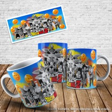 Caneca Dragon ball 26