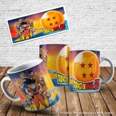 Caneca Dragon ball 28