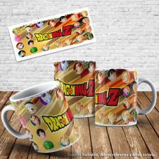 Caneca Dragon ball 29