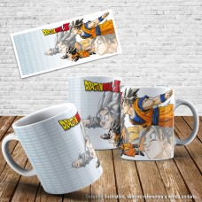 Caneca Dragon ball 03