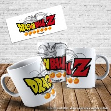 Caneca Dragon ball 32