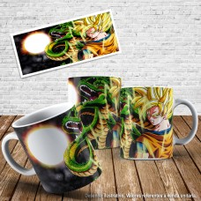 Caneca Dragon ball 34