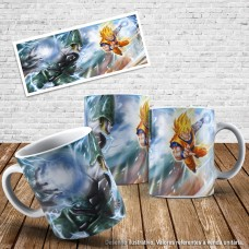 Caneca Dragon ball 07