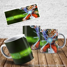 Caneca Dragon ball 09