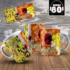 Caneca anos 80 - Thundercats Cheetara