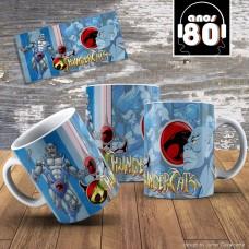 Caneca anos 80 - Thundercats Panthro
