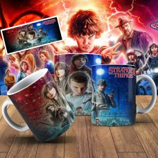 CANECA STRANGER THINGS 06